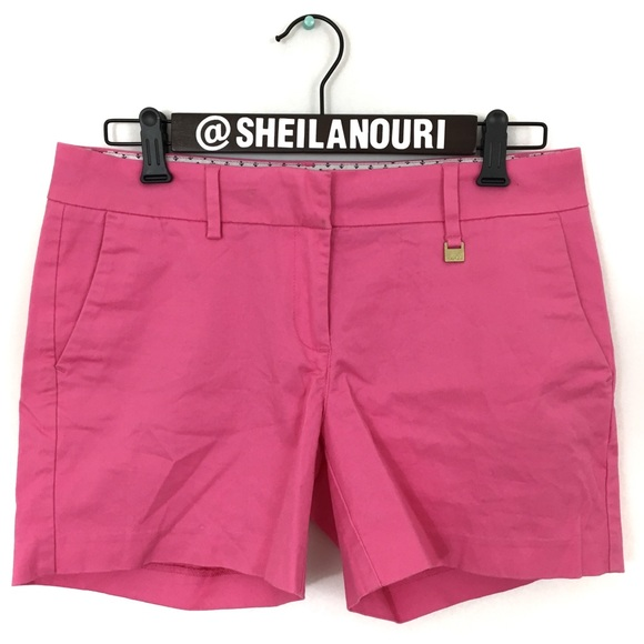 Nautica Pants - Nautical | Bright Pink Chino Shorts with Tag